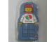 Gear No: 4229614  Name: Memo Pad Minifigure - (F) Octan