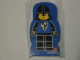 Gear No: 4229617  Name: Memo Pad Minifigure - (I) Black Falcon