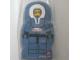 Gear No: 4229621  Name: Memo Pad Minifigure - (M) Arctic
