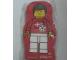 Gear No: 4229622  Name: Memo Pad Minifigure - (N) Football (Soccer) Player