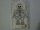 Gear No: 4229640  Name: Memo Pad Minifigure - (S) Skeleton