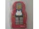 Gear No: 4229642  Name: Memo Pad Minifigure - (U) Castle Breastplate