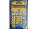 Gear No: 4266913  Name: Calculator, Blue & Yellow