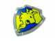 Gear No: 4268591  Name: Shield, Duplo Small Knight Shield