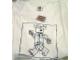 Gear No: 4275024  Name: T-Shirt, Cowboy Minifigure Sketch