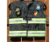 Gear No: 4277706  Name: Bodywear, Vest, Children's with Fire Pattern