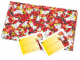 Gear No: 4297306  Name: Gift Wrap & Tags, Santa Minifigure Pattern