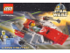 Gear No: 4323350  Name: Postcard - Star Wars Set 7134 A-Wing Fighter