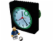 Gear No: 4392  Name: Clock Set, Soccer / Football