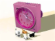 Gear No: 4393  Name: Clock Set, Kitty