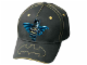Gear No: 4494410  Name: Ball Cap, Batman Pattern with Logo on Visor
