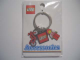 Gear No: 4495570  Name: SurfTown Key Chain - Bicycle and Female with Pigtails