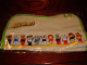 Gear No: 4503069  Name: Tissue Box Cover, Fabric - Fabuland Characters