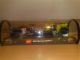 Gear No: 4507108  Name: Display Assembled Set, Power Racers Sets 8140 and 8141 in Plastic Case