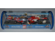 Gear No: 4507506  Name: Display Assembled Set, City Sets 7239 and 7942 in Plastic Case
