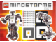 Gear No: 4510449  Name: Sticker Sheet, Mindstorms NXT Promotional Sheet