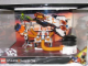 Gear No: 4516258  Name: Display Assembled Set, Large Plastic Case Light and Sound with Mars Mission MB-01 Eagle Command Base (shows 7690)