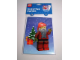 Gear No: 4520527  Name: Holiday Greeting Cards, Santa and Tree Pattern 3 cards & envelopes