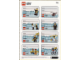 Gear No: 4530147  Name: Sticker, School Book Labels (Bookplates) - City