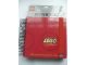 Gear No: 4537089  Name: Notebook, 50th Anniversary of the Brick, Spiral Bound (Hardcover)