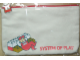 Gear No: 4547284  Name: Pencil Case, System of Play, Lego Man Pattern