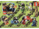 Gear No: 4550433  Name: Sticker, Power Miners, Sheet of 6