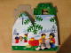 Gear No: 4556658HOL13a  Name: Pick-a-Brick Cardboard Box Holiday 2013 - Daytime Scene (Valid 12/26/13 to 03/31/14)