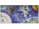 Gear No: 45806MAP  Name: Playmat, FIRST LEGO League (FLL) - Set 45806 Into Orbit