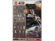 Gear No: 4584971  Name: Star Wars 2010 Minifigure Gallery Poster