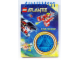 Gear No: 4586603  Name: Notebook, Atlantis Reveal the Secret, Spiral Bound with 3D Cover
