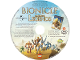 Gear No: 4587095  Name: Bionicle Glatorian Legends Promo DVD
