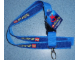 Gear No: 4595685  Name: Lanyard with LEGO Logo and Atlantis Pattern (Toy Fair Nuernberg Promotion) 2010