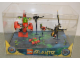 Gear No: 4596436  Name: Display Assembled Set, Atlantis Sets 8075 and 8058 in Plastic Case