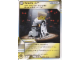 Gear No: 4612918  Name: Ninjago Masters of Spinjitzu Deck #1 Game Card 64 - Trade off - International Version