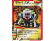 Gear No: 4612933  Name: Ninjago Masters of Spinjitzu Deck #1 Game Card 26 - Power Drain - International Version
