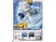 Gear No: 4612936  Name: Ninjago Masters of Spinjitzu Deck #1 Game Card 8 - Zane - International Version