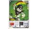 Gear No: 4612941  Name: Ninjago Masters of Spinjitzu Deck #1 Game Card 13 - Chopov - International Version