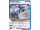 Gear No: 4612954  Name: Ninjago Masters of Spinjitzu Deck #1 Game Card 33 - Hurricane - International Version