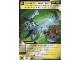 Gear No: 4617054  Name: Ninjago Masters of Spinjitzu Deck #1 Game Card 75 - Boulder Barrier - International Version