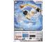 Gear No: 4617056  Name: Ninjago Masters of Spinjitzu Deck #1 Game Card 10 - Zane DX - International Version