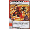 Gear No: 4617255  Name: Ninjago Masters of Spinjitzu Deck #1 Game Card 22 - Weapon Force - International Version
