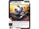 Gear No: 4621817  Name: Ninjago Masters of Spinjitzu Deck #1 Game Card 69 - Off Balance - North American Version