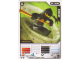 Gear No: 4621824  Name: Ninjago Masters of Spinjitzu Deck #1 Game Card 12 - Cole - North American Version