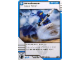 Gear No: 4621847  Name: Ninjago Masters of Spinjitzu Deck #1 Game Card 33 - Hurricane - North American Version