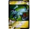 Gear No: 4621852  Name: Ninjago Masters of Spinjitzu Deck #1 Game Card 75 - Boulder Barrier - North American Version