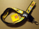 Gear No: 4623797  Name: Lanyard with Monochrome Minifigures Pattern