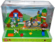 Gear No: 4625775  Name: Display Assembled Theme Interactive, Duplo Town Scene in Plastic Case with Light