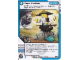 Gear No: 4630317  Name: Ninjago Masters of Spinjitzu Deck #1 Game Card 36 - Zen Strike - International Version