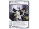 Gear No: 4631388  Name: Ninjago Masters of Spinjitzu Deck #1 Game Card 63 - Sacrifice - International Version