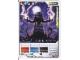 Gear No: 4631418  Name: Ninjago Masters of Spinjitzu Deck #1 Game Card 17 - Garmadon - International Version